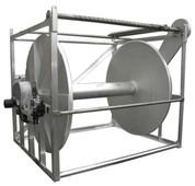 InMac-Kolstrand Special Aluminum Take-up Reel
