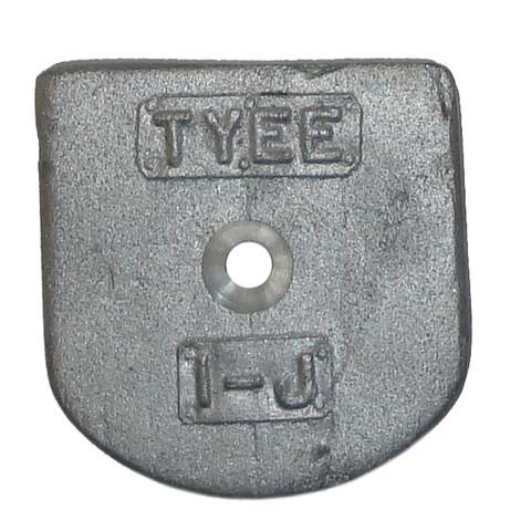 InMac-Kolstrand Upper Flapper Valve Weight for Tyee #1 Pump - 1-J