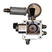 InMac-Kolstrand PowerGrip Control Panel with #8 JIC Fittings