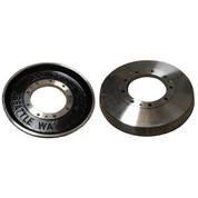 InMac-Kolstrand Stainless Steel Main Drive Sheave Set (2 Each Sheave Halves) for 20 Inch LineHauler - - * * IN STOCK * *