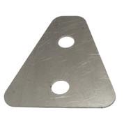 InMac-Kolstrand Stainless Steel Splitter Shim - 1/16 Inch Thick - for 20 Inch LineHauler
