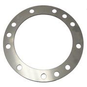 InMac-Kolstrand 1/16 Inch Thick Stainless Steel Sheave Shim for 20 Inch LineHauler
