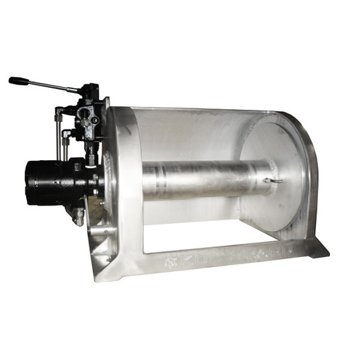 Kolstrand 14 Inch Anchor Winch - With 14 In Diameter X 20 In Wide Drum - Model AKPAAW14D20W-375T
