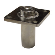 InMac-Kolstrand ORB #8 Single Thru-Deck Fitting-Stainless Steel - - * * IN STOCK * *