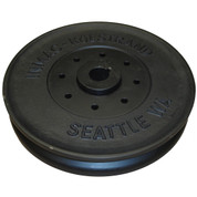 "12"" Main Drive Sheave Set - Cast Iron - One Male Sheave and One Female Sheave"