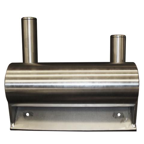 InMac-Kolstrand 'TITAN 6 X 18' ALL STAINLESS STEEL Halibut Side Roller