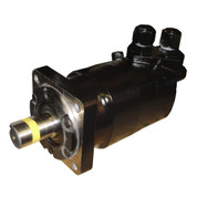 CharLynn 6000/30 Hydraulic Motor - Flamesprayed for Protection & Painted with Long-Lasting Epoxy