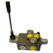 InMac-Kolstrand Walvoil 1-Spool Monoblock Valve Assembly - SD18 for 42 GPM Circuits