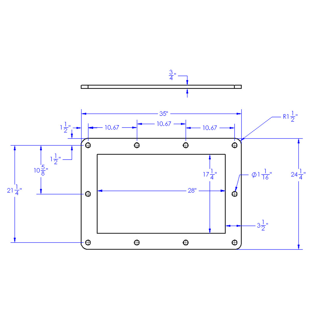 Kolstrand Purse Dominator Akpsw24dd Ss Direct Steel Galvanized Winch Wiring Diagram Larger More Photos