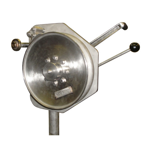 "InMac-Kolstrand CROSS SOUND HandyHauler 12"" Manual-crank 2-Speed Pot Hauler with Stainless Steel Sheaves"