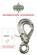 InMac-Kolstrand Furnished SS Hook - Catch Repair Kit