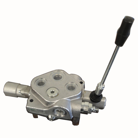 InMac-Kolstrand VDM8 Valve Assembly for Direct Driven Anchor Winch with nAluminum Leverbox For up to 20 GPM Circuits
