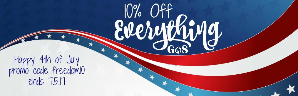 4th of July Essential Oil Sale