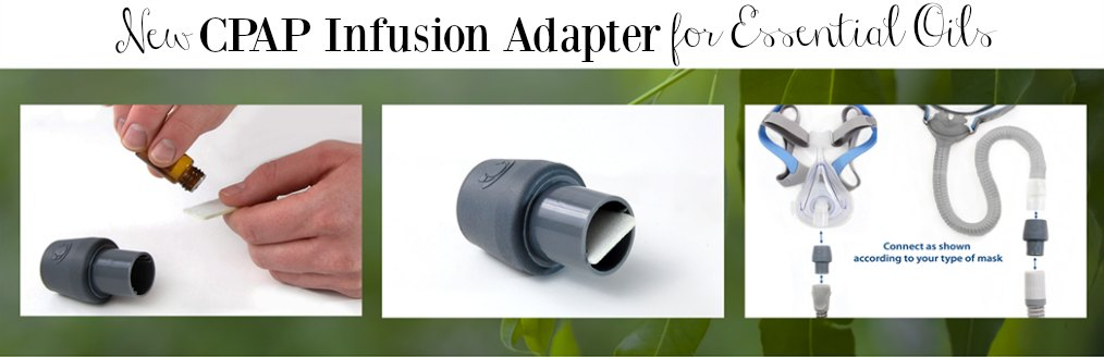 CPAP Essential Oil Adapter