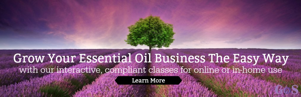 Essential Oil Online Classes