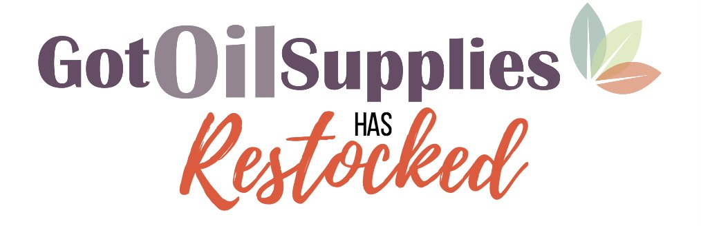Essential Oil Supplies in Stock