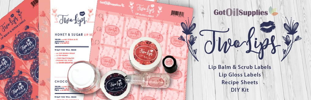 Two Lips Essential Oil Collection