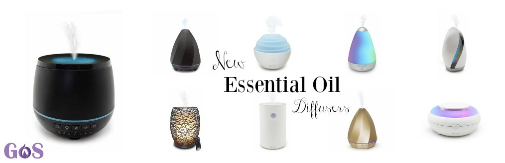 Essential Oil Diffusers Aroma Tools
