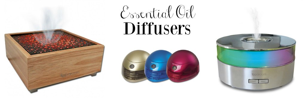New Essential Oil Diffusers