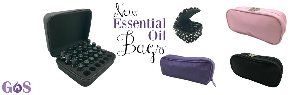 Essential Oil Carrying Cases