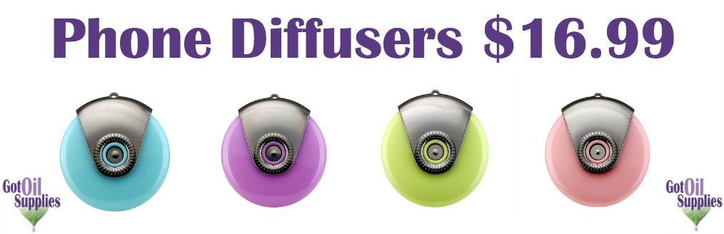 iPhone and Android Phone Diffusers