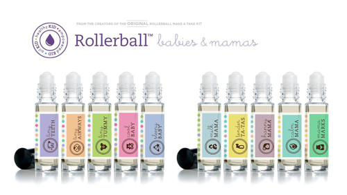 Rollerball Babies And Mamas Make And Take Workshop Kit