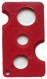 Red Rollerball Roll-On Insert Remover and Installer Tool