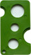 Green Rollerball Roll-On Insert Remover and Installer Tool
