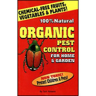 100% Natural Organic Pest Control For Home & Garden