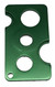 Green Metal Rollerball Roll-On Insert Remover and Installer Tool