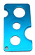 Blue Metal Rollerball Roll-On Insert Remover and Installer Tool