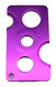 Purple Metal Rollerball Roll-On Insert Remover and Installer Tool
