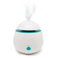 White AromaPod Portable Misting Essential Oil USB Diffuser
