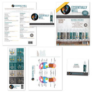 Essentially Well Essential Oil Make & Take Workshop Kit For EO Classes