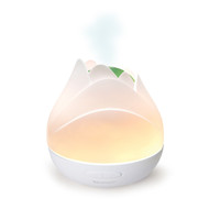 LotusMist Ultrasonic Essential Oil Fragrance Diffuser For Aromatherapy