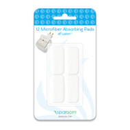 eFusion Microfiber Absorbing Replacement Refill Pads For Essential Oils