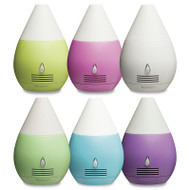 MiniScentifier Portable Color Changing Fragrance EO Diffuser For Aromatherapy At Home Or On The Road