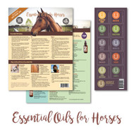 Horse DIY Kit For Essential Oils