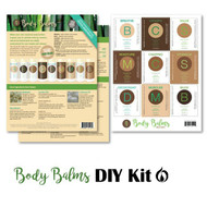 Body Balms DIY Kit For Essential Oils