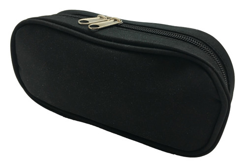 Wholesale Oil Bags - Shiny Black Travel Organizer