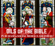 ESSENTIAL OILS OF THE BIBLE ONLINE CLASS