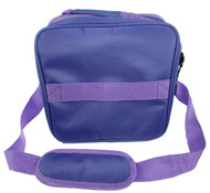 Large Violet Essential Oil Carrying Case