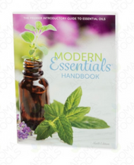 Modern Essentials Handbook 9th Edition | The Premier Introductory Guide To Essential Oils by Aroma Tools