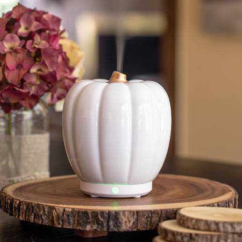 Pumpkin Ceramic Essential Oil Ultrasonic Aromatherapy Diffusers