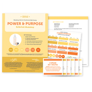 Power & Purpose: Blending Oils for Emotional Well-Being, Rollerball Workshop Kit