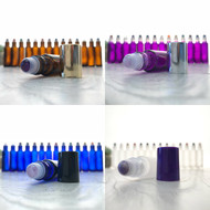 Gemstone Roller Assortment For 10ml Essential Oil Roll On Bottles