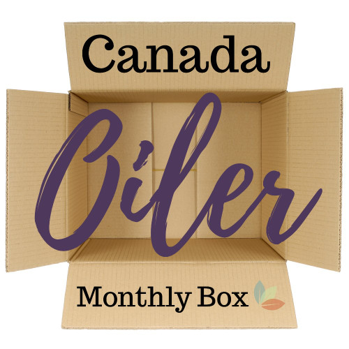 Canada Monthly Essential Oil Oiler Subscription Box