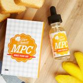 Mango Pound Cake - M.P.C.    Vape Chemist   30ml (Special Buy)