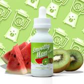 Watermelon Kiwi   Smoothy Man   30ml