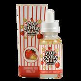 Strawberry Drizzle   Popcorn Man Liquids   30ml